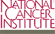 National Cancer Institute logo.