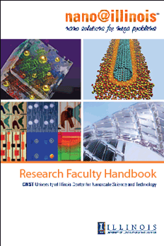 nano Faculty Handbook image